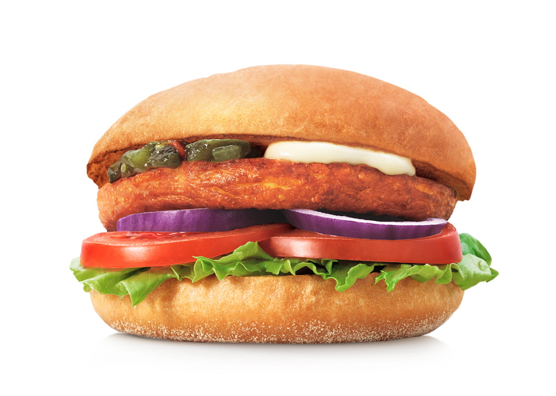 max vegetariska hamburgare