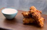 KFC-liknande friterad kyckling