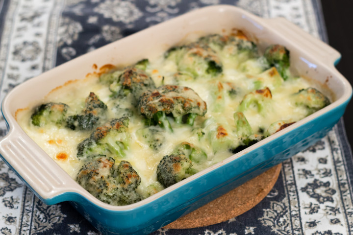 Broccoligratäng